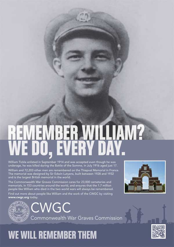 Advertising & Marketing - CWGC