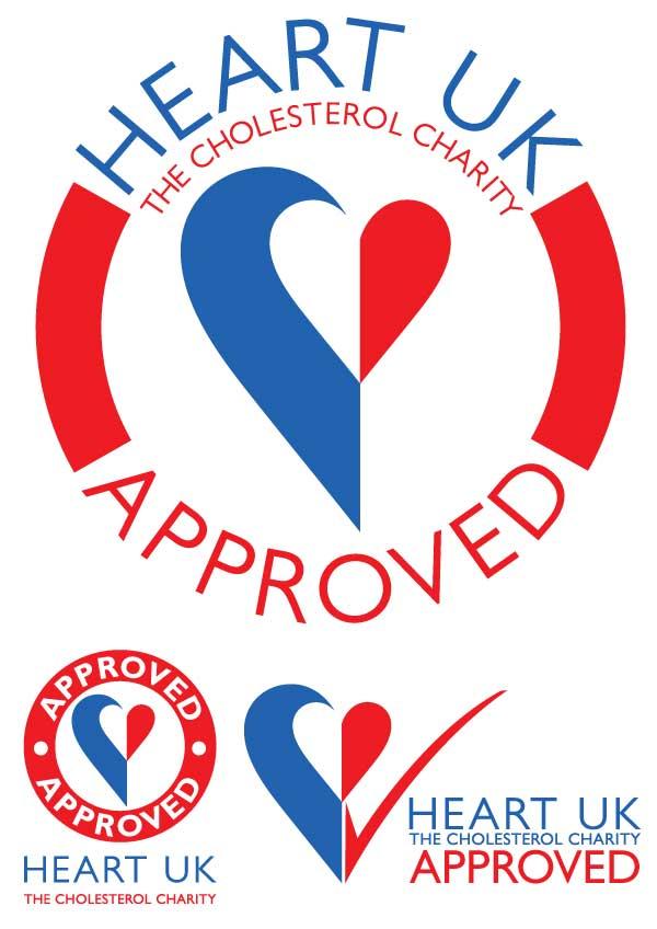 Design & Branding - Heart UK Logo Design