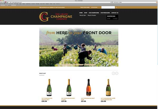 Digital & Multi Media - Grand Champagne Company