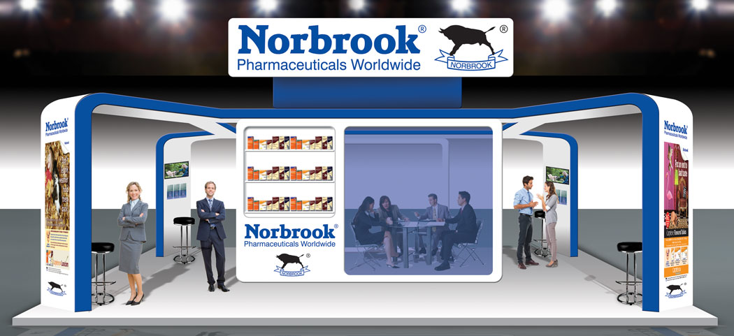 Events & Exhibitions - Norbrook Stand