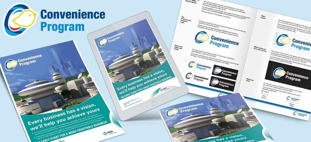 Design & Branding - Convenience Program